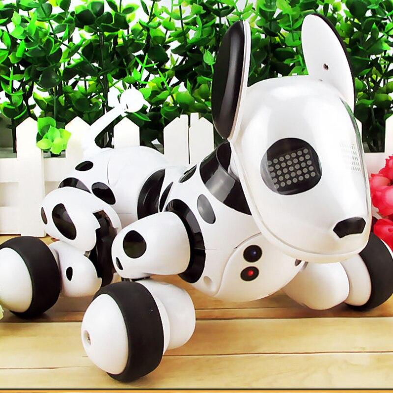 Kaizhi-Sans Fil télécommande robot intelligent chien Wang Xing électrique chien éducation précoce jouets éducatifs pour enfants - 5