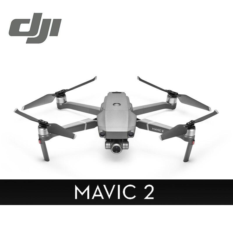 DJI Mavic 2 Zoom/Pro Caméra Drone En Magasin 24-48mm Zoom optique Caméra hélicoptère rc FPV quadrirotor Standard paquet