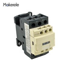 цены на LC1-D25 M7C 3P+NO+NC Telemecanique Ac Contactor 220v Single Phase Contactor Manufactuer Direct Sale Electric Contactor  в интернет-магазинах