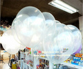 50pcs/lot clear transparent balloons/Round/pearl/party balloon wholesale/ball/ballon/wedding decoration