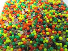 Strange new expansion bubble expansion large bags crystal mud crystal beads small toys