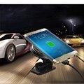 Лучшая Цена Ци Беспроводной Автомобильное Зарядное Устройство-Передатчик Держатель Быстрая Зарядка Для Galaxy Samsung S7 Edge