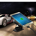 Best Price  Qi Wireless Car Charger Transmitter Holder Fast Charging For Galaxy Samsung S7 Edge