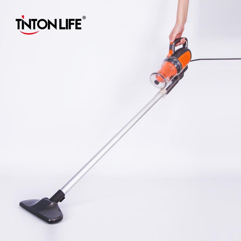 TINTON VITA Portatile Aspirapolvere Domestico Palmare Polvere Collettore di Polveri Cleaner W1603