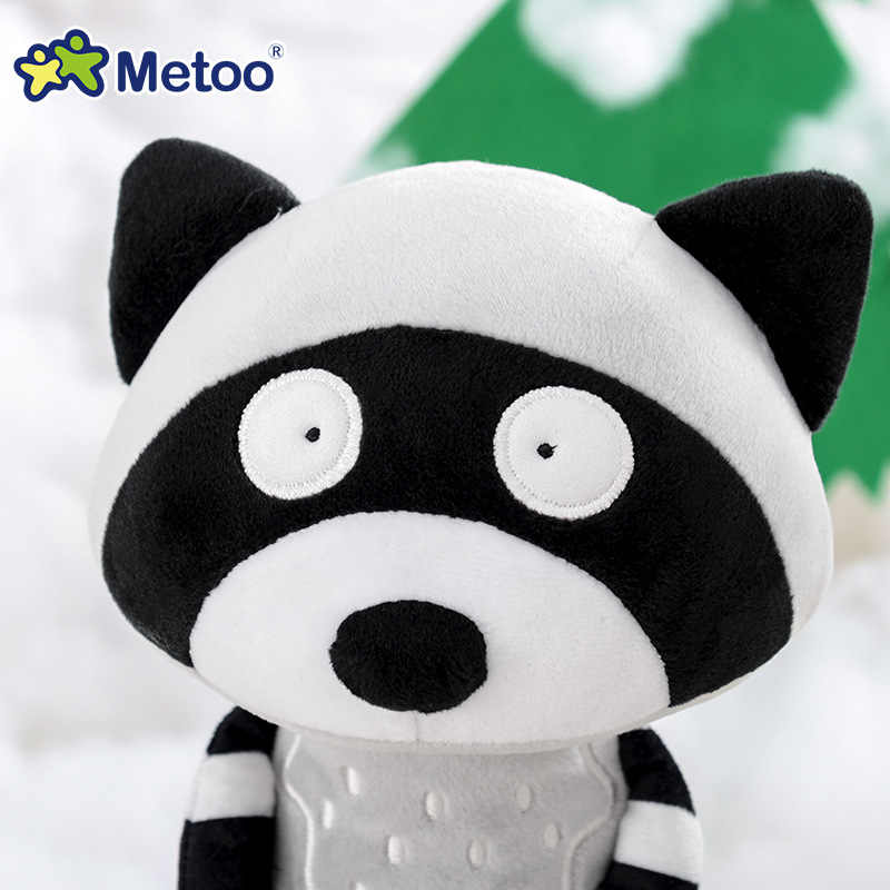 23 см Metoo Кукла Мягкие игрушки Плюшевые животные мягкие детские игрушки для девочек детские мальчики подарок на день рождения Kawaii мультфильм лиса коала