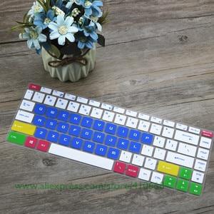 "15,6 дюймов чехол для клавиатуры ноутбука протектор кожи для MSI GS65 GF63 P65 PS63 WS65 9TH станция Creator Stealth 15 ""MSI PS42 ноутбук"