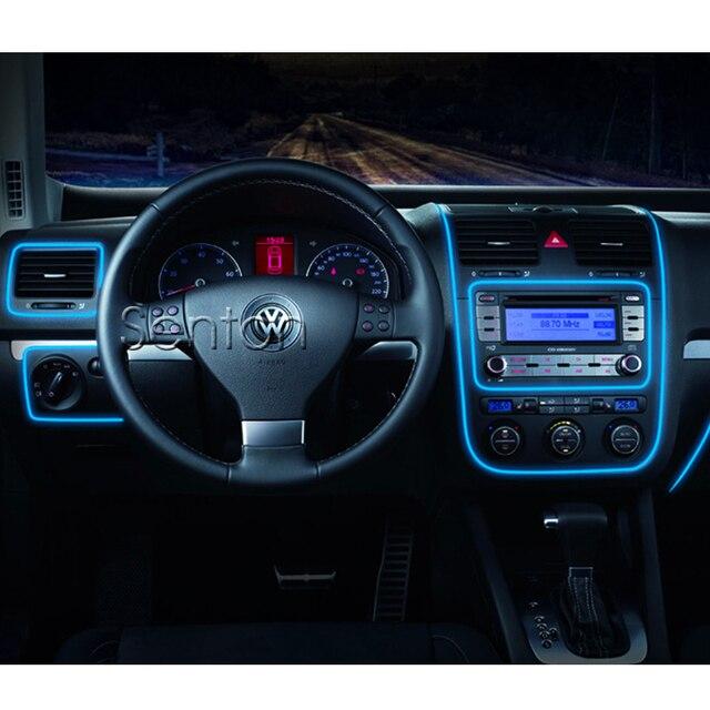 Car Interior Atmosphere Lights For Hyundai Solaris Tucson 2016 I30 IX35 I20 Accent Santa Fe For  sc 1 st  AliExpress.com & Car Interior Atmosphere Lights For Hyundai Solaris Tucson 2016 I30 ...
