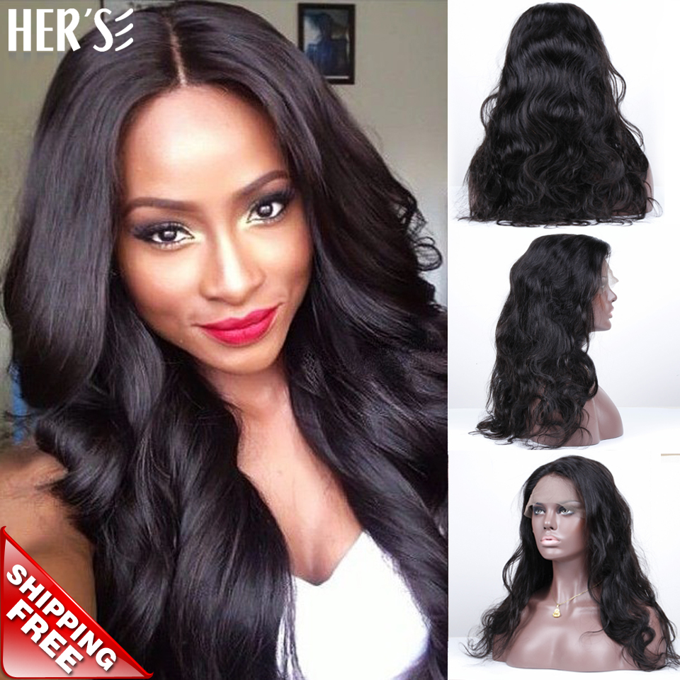 Hers Full Lace Wigs Human Hair Discount Lace Front Wigs Black Women