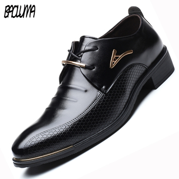 BAOLUMA New 2018 Fashion Mens Shoes Italy Men Loafers Shoes Black Men Designer Casual Shoes Men Leather Shoes For Men Flats