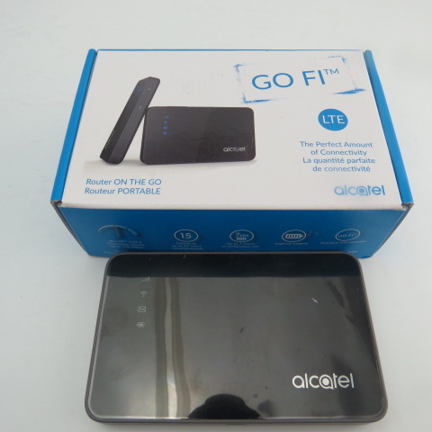 Alcatel one touch 4g router Y859nc alcatel one touch 2007d grey