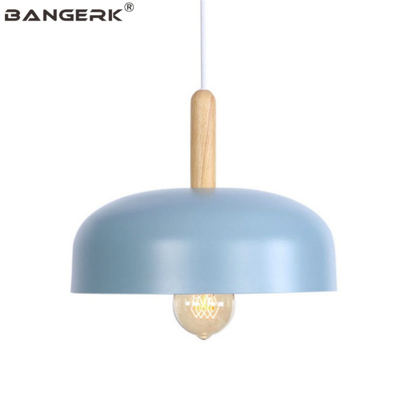Nordic Design Led Pendant Lamp Modern Industrial Decor Wood Luminaire Dining Room Hanglamp Pendant Lighting Home FixturesNordic Design Led Pendant Lamp Modern Industrial Decor Wood Luminaire Dining Room Hanglamp Pendant Lighting Home Fixtures