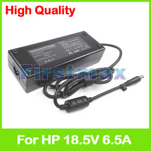 Buy hp charger 18 5v 6 5a and get free shipping on AliExpress com