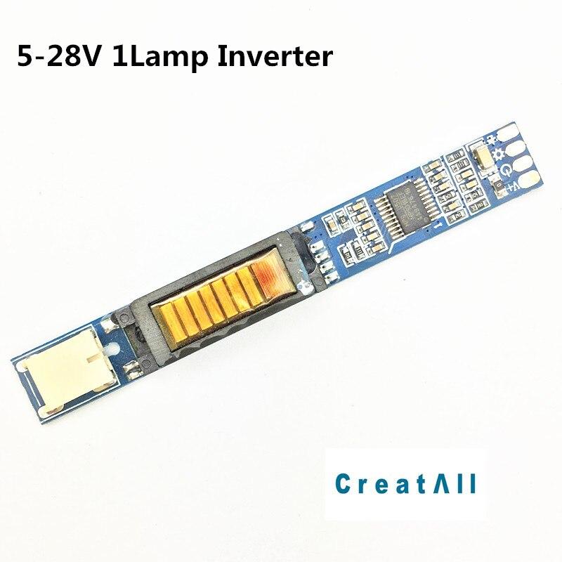 20pcs/lot new Design LAPTOP/NOTEBOOK LCD inverter,CCFL LAMP 5V-28V Universal Inverter for laptop