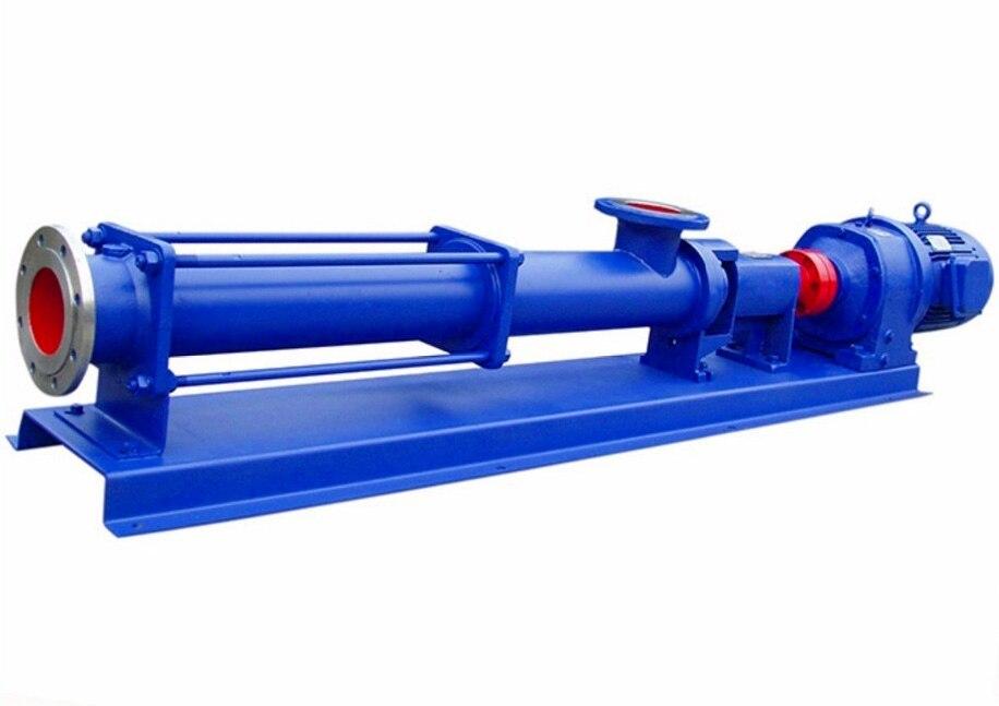 G10-1 1.0M3/h petite boue transportant la vis horizontale Pmp