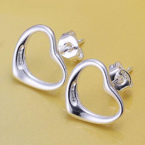 Серебряные креативные индивидуальные минималистичные модные