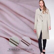 150 см широкая звезда Точка Пряжа-крашеное дерево тканая шерстяная ткань высокого класса шерстяное пальто платье одежда на заказ шерстяная ткань оптом ткань