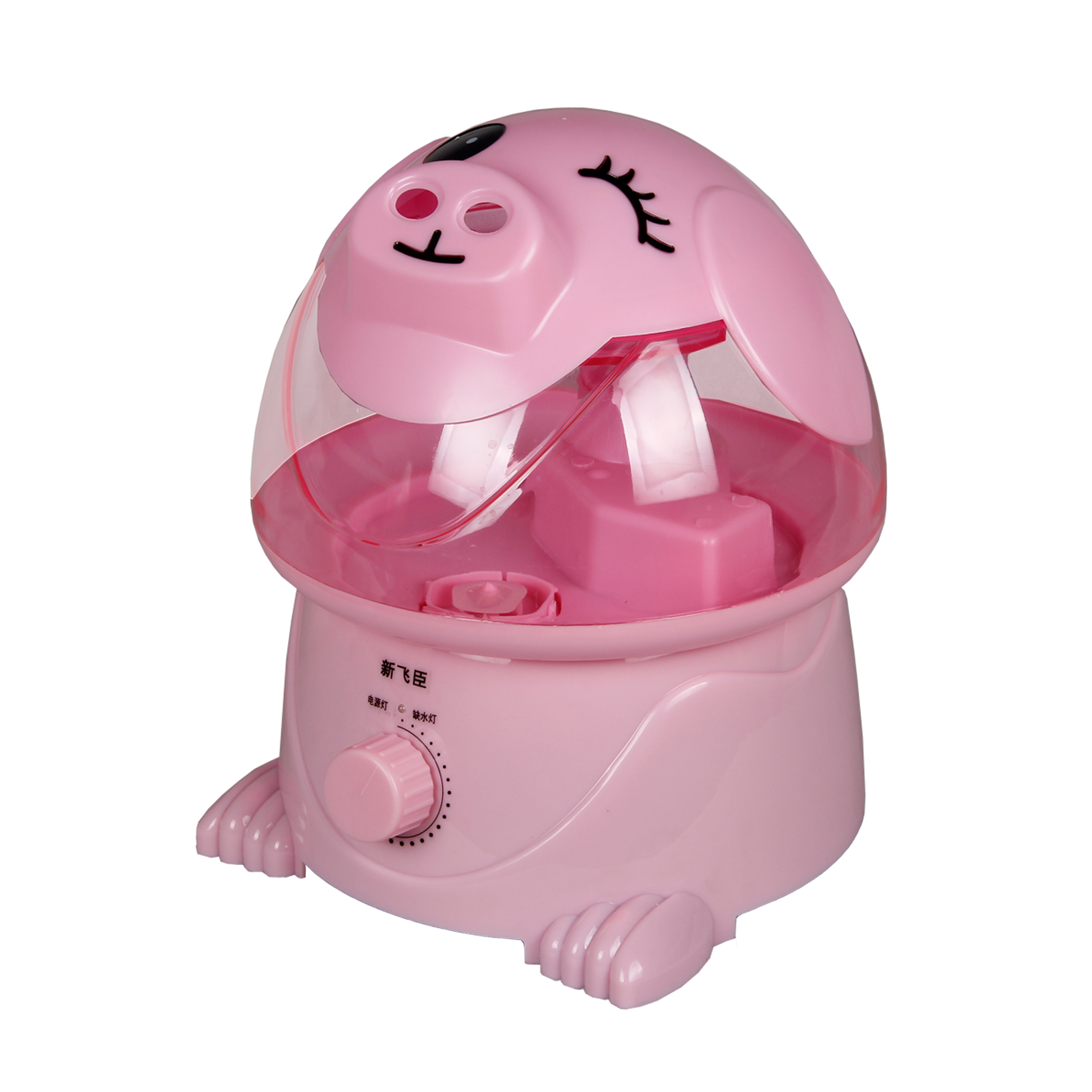 Cartoon Humidifier Mute Home Office Bedroom Large Capacity Baby Pregnant Air Purification Small Mini Aromatherapy Machine 6l floor standing humidifier silent bedroom pregnant women baby purification high capacity aromatherapy timing night light