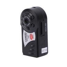 Ночное видение высокой четкости высокое качество Q7 WI-FI/P2P сети Камера Mini DV-L060 Новый горячий
