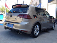 Different Colors Painted ABS Sports Car Rear Roof Spoiler Wing For Volkswagen Vw GOLF 7 MK7