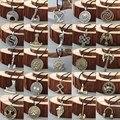 Женское Винтажное колье с кулоном в стиле викингов Norse, языческие украшения, волчий топор, молот Тора, амулет