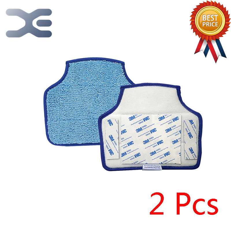 1Pcs For Neato XV Botvac D85 D80 D75 70e Vacuum Cleaner Accessories Sweeper Accessories Mop Cloths