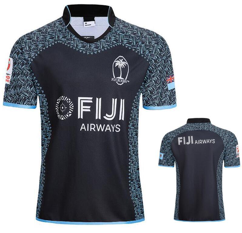 Sportivo 2018 2019 Nuovo In Australia Rhinos Ells Fiji Rugby Maglie Cowboys Galli Camicie Rinfresco