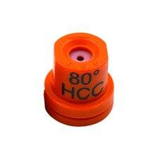 High pressure ceramic hollow cone nozzle