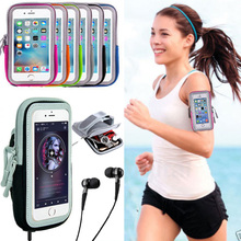 Sports Running Jogging Gym Arm Band Case Cover Holder For