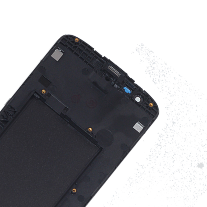 "Image 4 - 5.0"" NEW LCD For LG K8 LTE K350 K350N K350E K350DS LCD Display Touch Screen with Frame Repair Kit Replacement+Free Shipping-in Mobile Phone LCD Screens from Cellphones & Telecommunications"