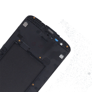 Image 4 - brand new For LG K8 LTE K350 K350N K350E K350DS LCD Display Touch Screen digitizer Assembly Replacement with Frame Repair kit
