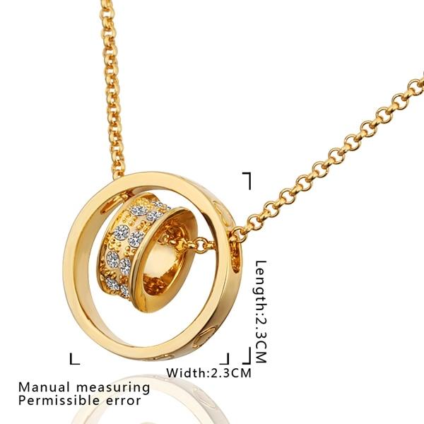 Designer pendant gold filled necklace women zircon jewelry pendants lkn18krgpn592 lkn18krgpn59202 lkn18krgpn59204 lkn18krgpn59206 lkn18krgpn59207 aloadofball Image collections