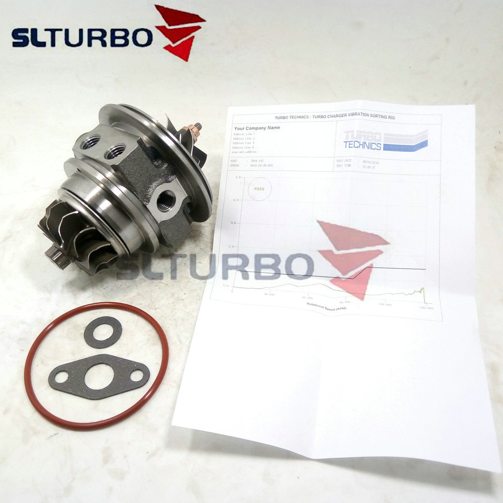 Turbocharger core 49377-06210 for Volvo PKW XC70 2.5T 154 KW 210 HP B5254T2 - cartridge turbine 30650634 CHRA NEW replacementTurbocharger core 49377-06210 for Volvo PKW XC70 2.5T 154 KW 210 HP B5254T2 - cartridge turbine 30650634 CHRA NEW replacement
