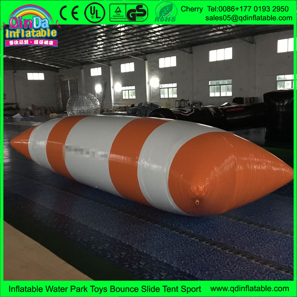 wholesale inflatable water catapult blob, inflatable jumping pillow and water tubes for sale inflatable jumping pillow inflatable water blob jump inflatable water catapult blob