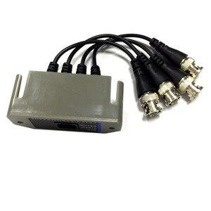 Image 5 - AZISHN 4CH HD Passive Video Balun Transceiver BNC A UTP RJ45 CCTV Via Torti Coppie per AHD TVI CVI Camera CCTV DVR Sistema