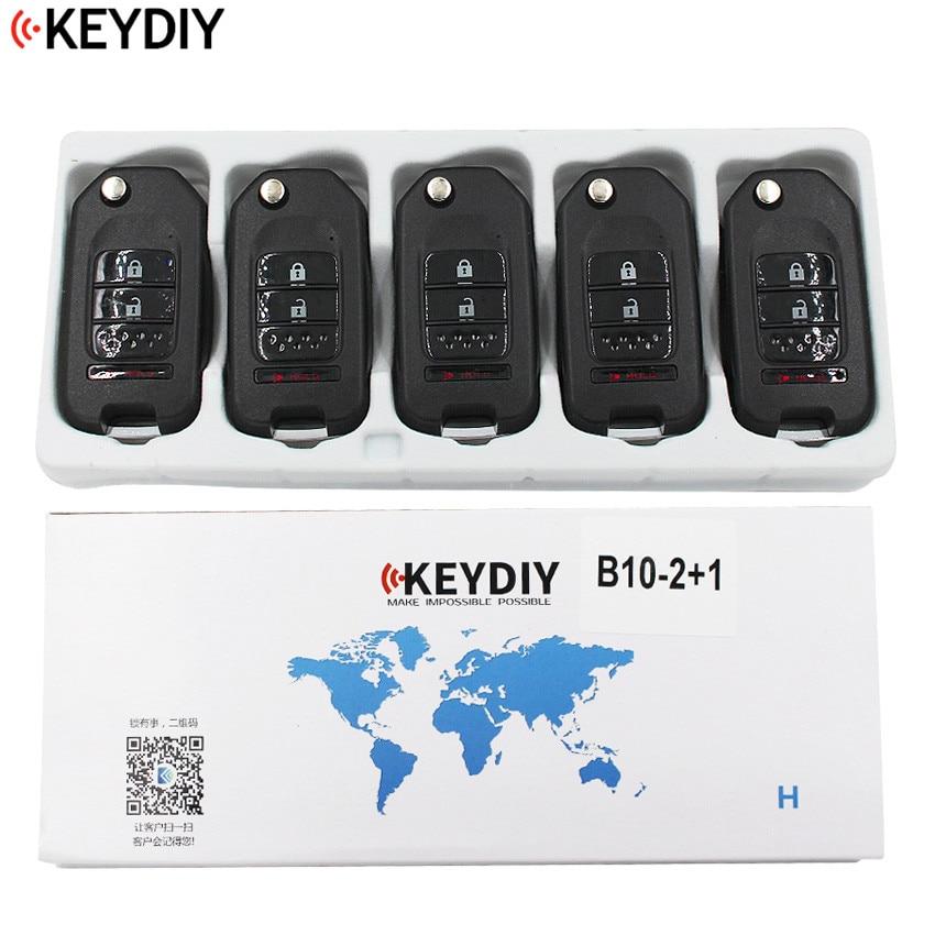 5PCS LOT B10 Original Universal Remote Control Key B Series for KD900 KD900 URG200 KD X2