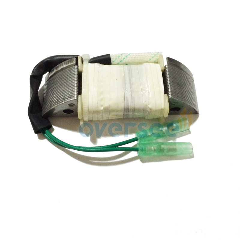 OVERSEE 2 STROKE  Lighting Coil 63V-85533-00-00 Replaces For Yamaha Parsun Outboard Engine 9.9HP 15HP Outboard Engine boat  0