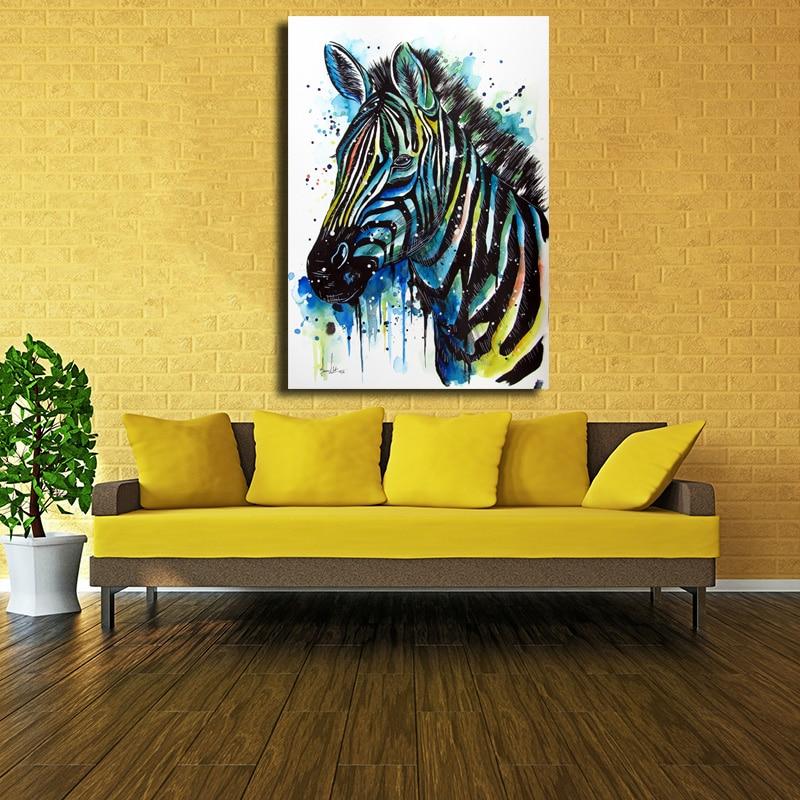 Leopard Bedroom Ideas For Painting: Aliexpress.com : Buy Wildlife Wall Art Print Plus Prints