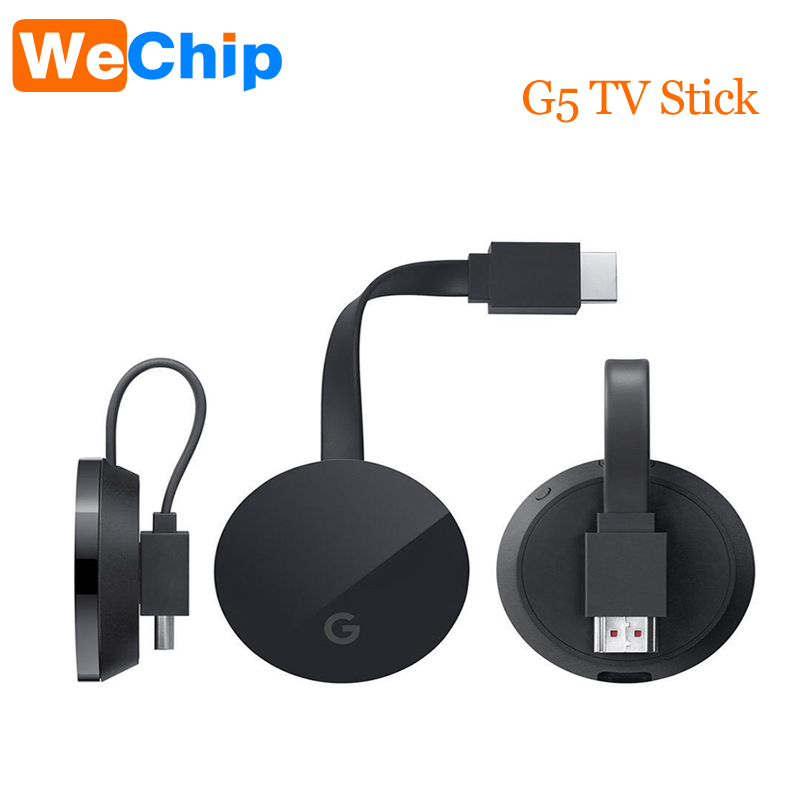 Yehua G5 Tv Stick Wireless Dongle Tv Stick 1080P HD Chorme cast Support HDMI Miracast Airplay for Android iOS pk G2 TV Stick