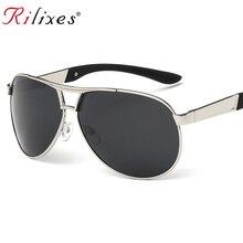 Rilixes moda homens polarizados óculos de sol multicolor polaroid condução  uv400 óculos de sol óculos óculos óculos mulheres ocu. 6af7ce4991