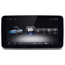9.3 android 3G RAM z ekranem dotykowym multimedialny odtwarzacz z wyświetlaczem nawigacja gps dla Mercedes Benz A/B/C/E klasa 2008 2015 NTG4.0/4.5