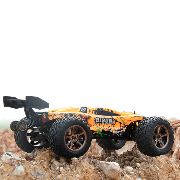 Vkarracing 1/10 2.4G 4WD Brushless Off-Road Truggy BISON RTR 51201 Rc Car With Remote Control Toys hpi trophy truggy flux brushless 4wd 2 4ghz