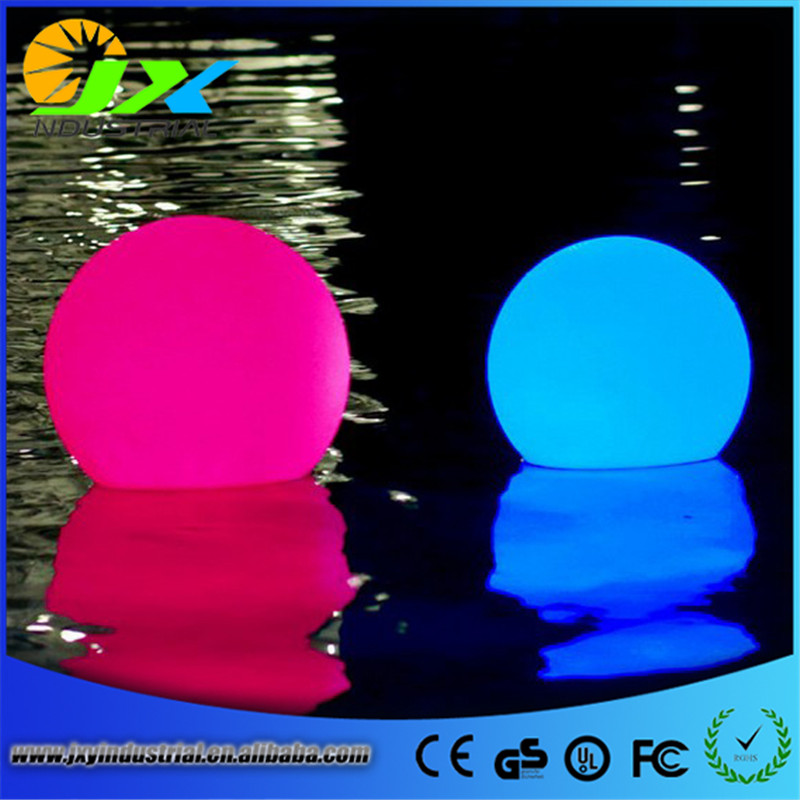 Free shipping factory Wholesale Diameter 30cm/40cm Led RGBW decoration lamps/ outdoor ga ...