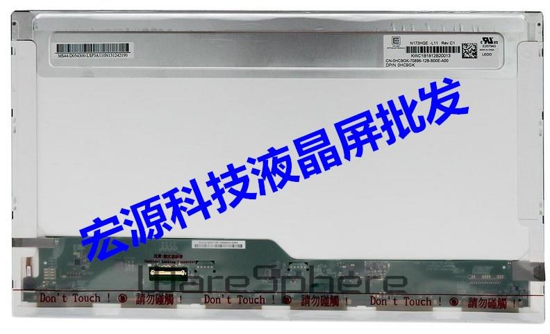 N173HGE-L11 Matrix for laptop Screen 17.3 40pin 1920*1080 FHD MATTE N173HGE L11