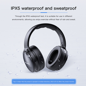 Image 5 - AWEI A780BL Wireless Headphone Bluetooth 5.0 Earphone With Microphone Deep Bass Gaming Headset Support TF Card For iPhone Xiaomi