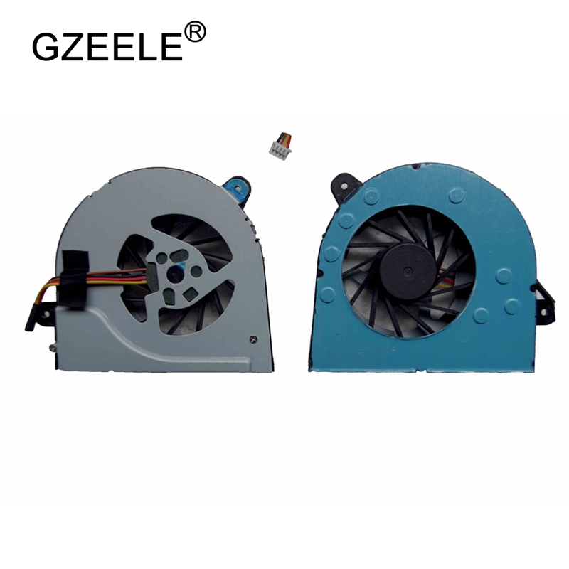 GZEELE NEW Laptop Cpu Cooling Fan Fit For Lenovo G400S G405S G500S Z501 Z505 CPU FAN notebook cooler 4 pins Laptops Replacements laptops replacement accessories cpu cooling fans fit for acer aspire 5741 ab7905mx eb3 notebook computer cooler fan