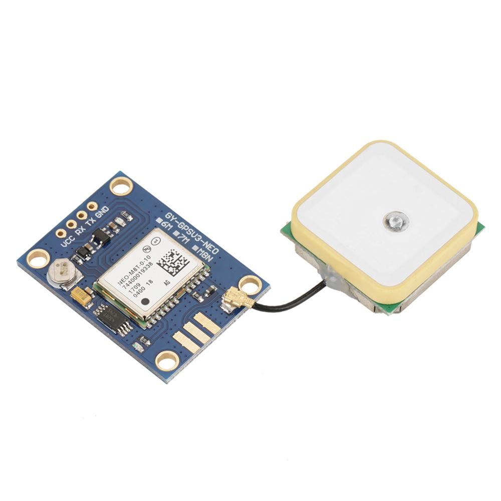 Hot GY GPSV3 M8T NEO M8T GLONASS GNSS GPS Antenna Module Compatible with LEA 5T LEA