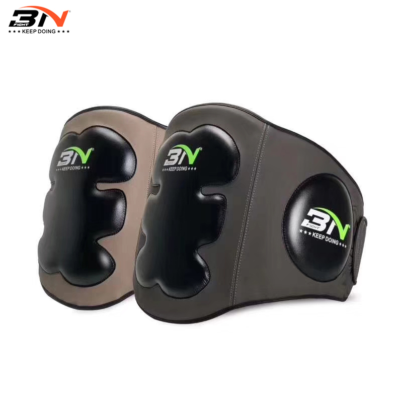 2018 New Boxing Kicking Waist Belt Taekwondo Boxing Training Belly Shield Target Muay Thai MMA Sparring Waist Belly Protector professional boxing training human simulated head pad gym kicking mitt taekwondo fighting training equipment mma punching target
