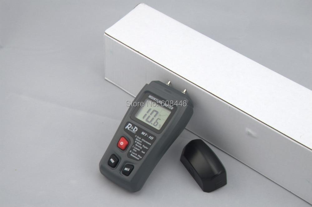 Igrometri Tester per misuratore di umidità in cartone di carta in - Strumenti di misura - Fotografia 5
