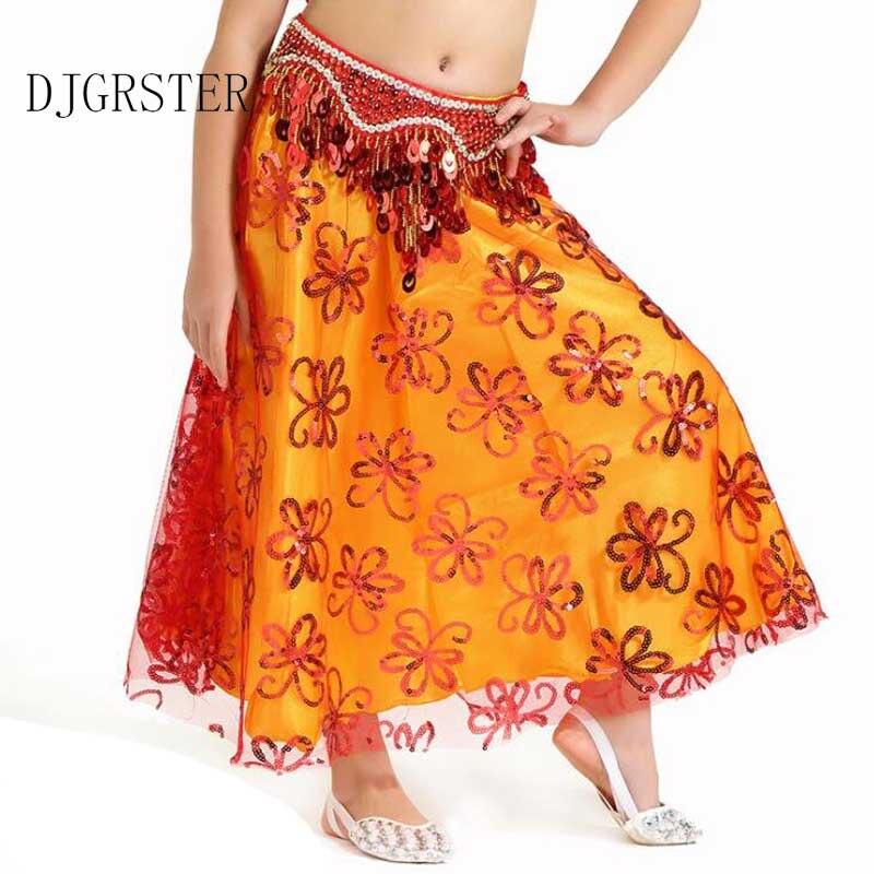 Цыганская юбка цветы