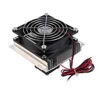 Kit termoelétrico do dissipador de calor do sistema de refrigeração do ventilador do refrigerador da refrigeração de peltier|Peças e acessórios p/ instrumentos| |  -